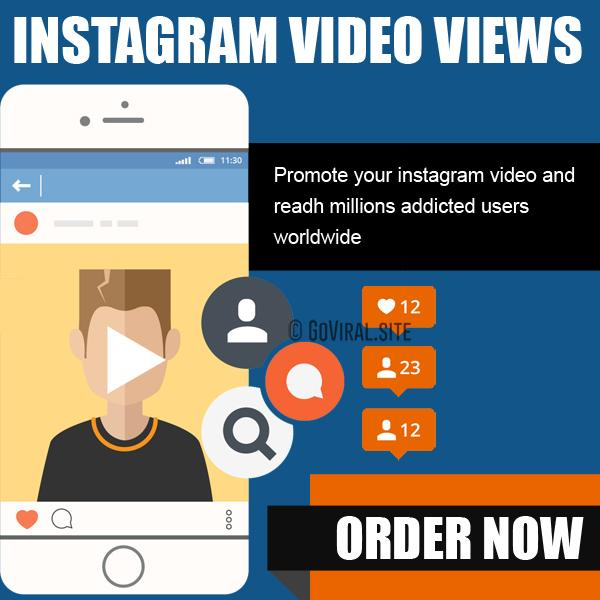 Get Instagram Video Views and Go Viral on Instagram