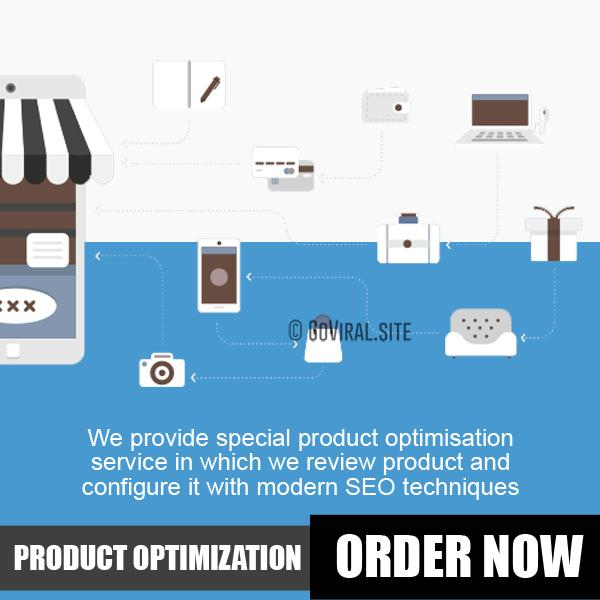 product optimisation service
