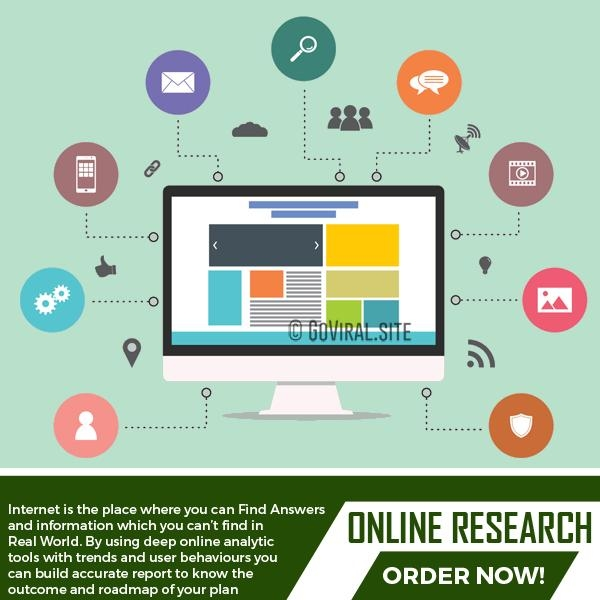 online research services